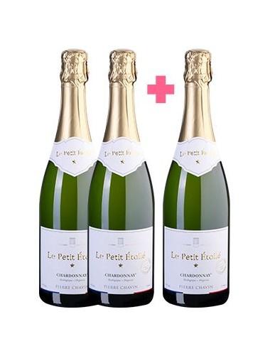 LE PETIT ÉTOILÉ - Mousseux Chardonnay