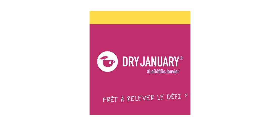 OFFRE DRY JANUARY